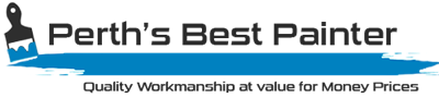 Perths Best Painter logo